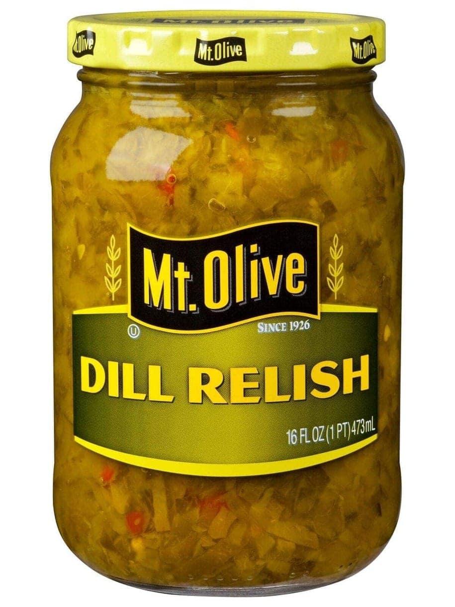 Dill Relish