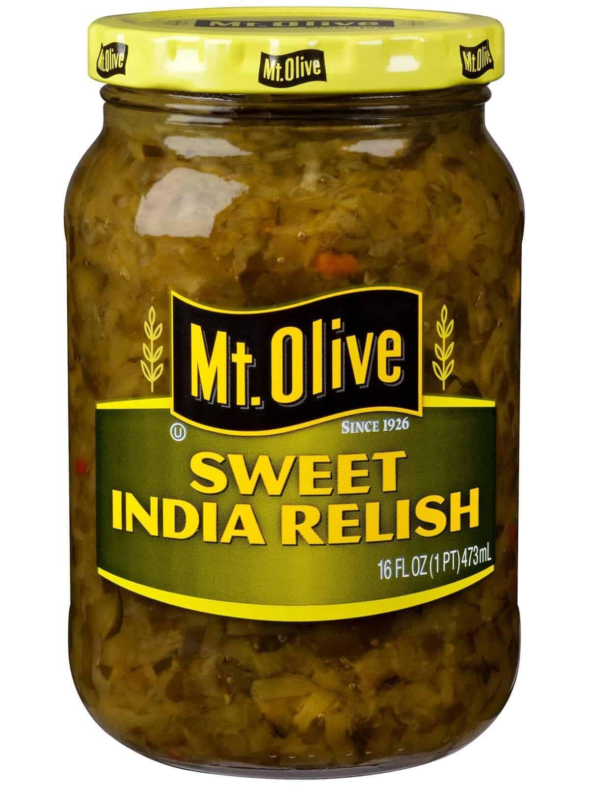 Sweet India Relish