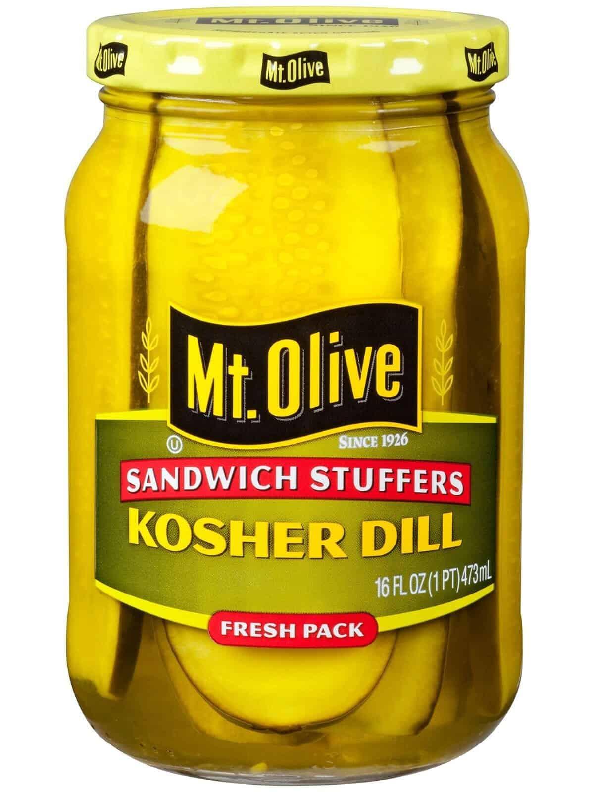 Kosher Dill Sandwich Stuffers