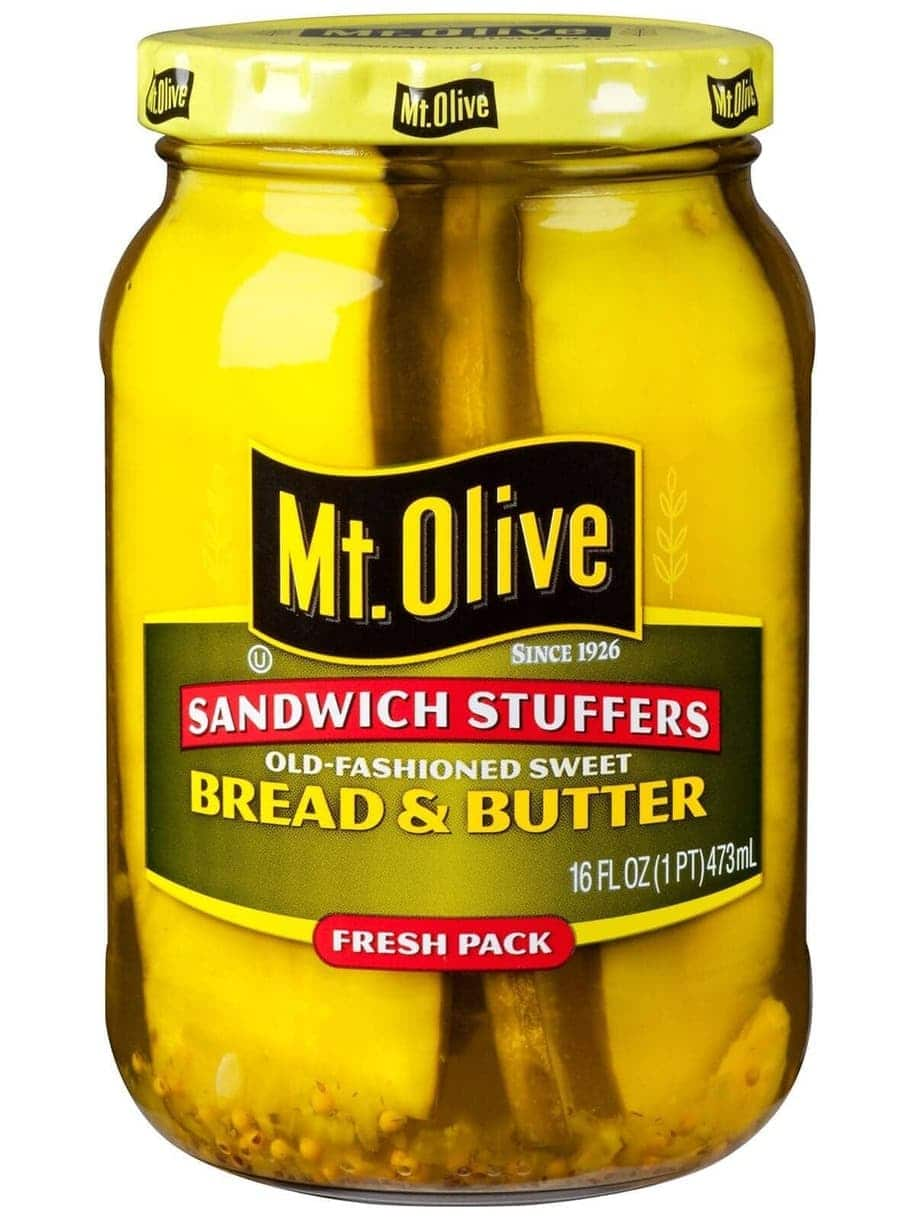 Bread & Butter Sandwich Stuffers
