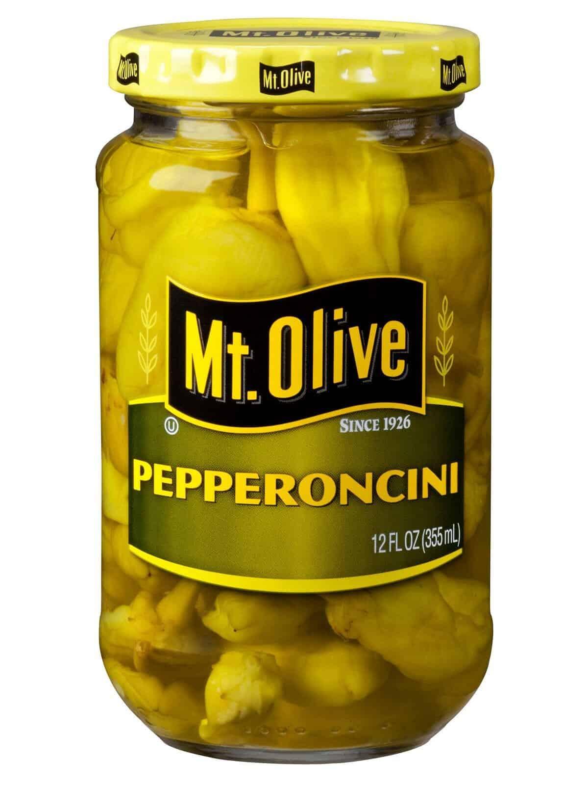 Pepperoncini Jar