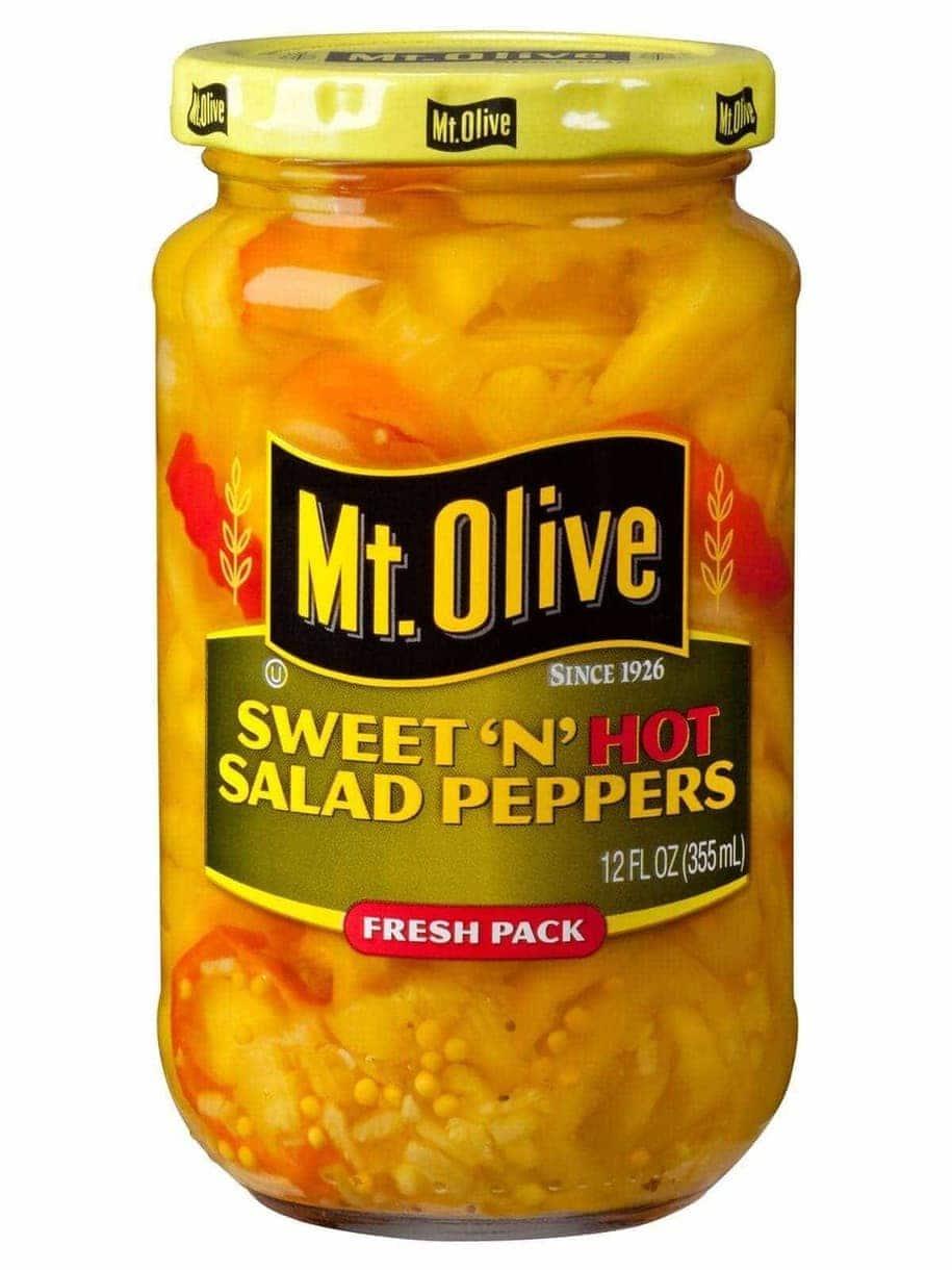 Sweet n Hot Salad Peppers