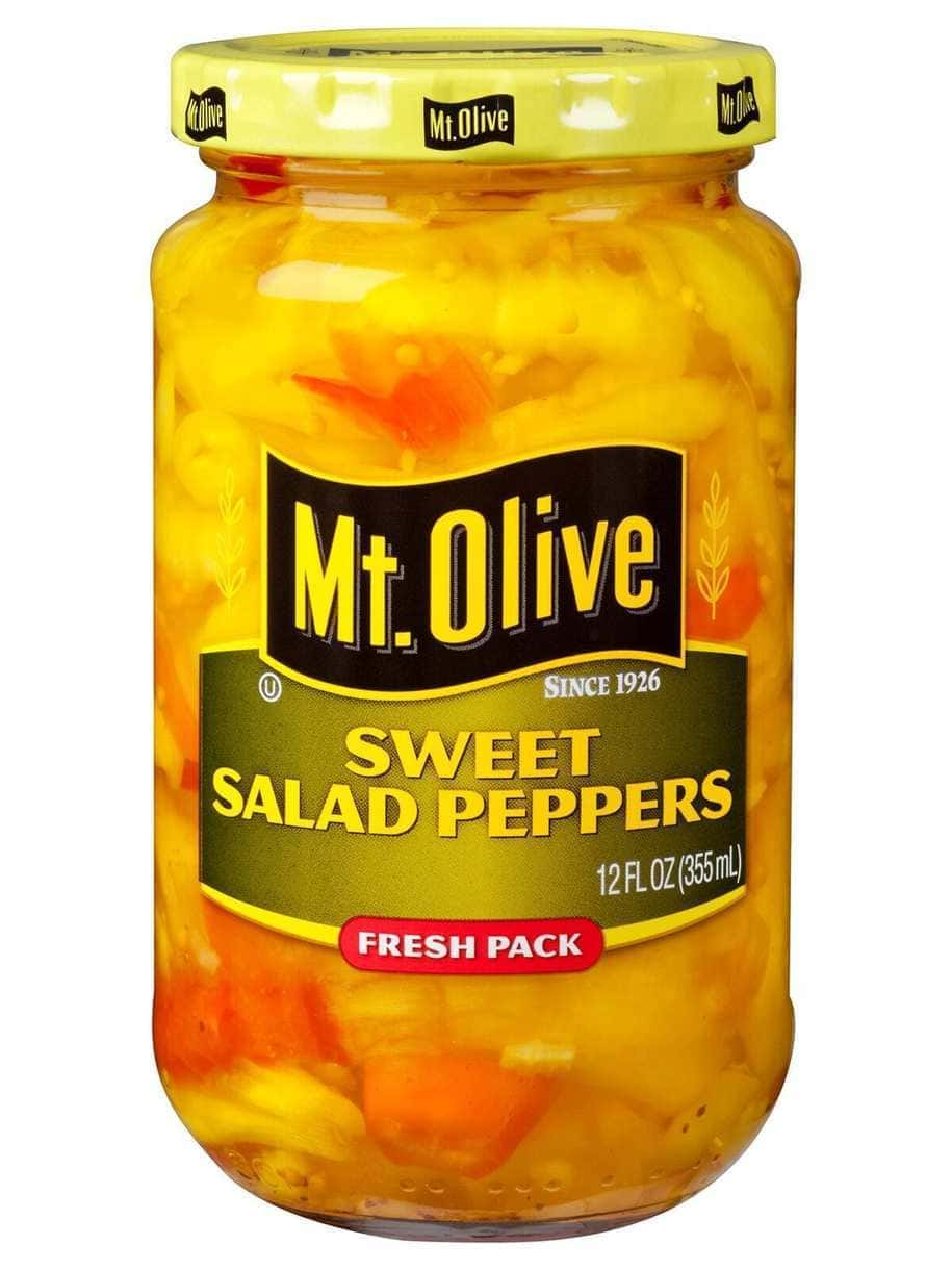 Sweet Salad Peppers