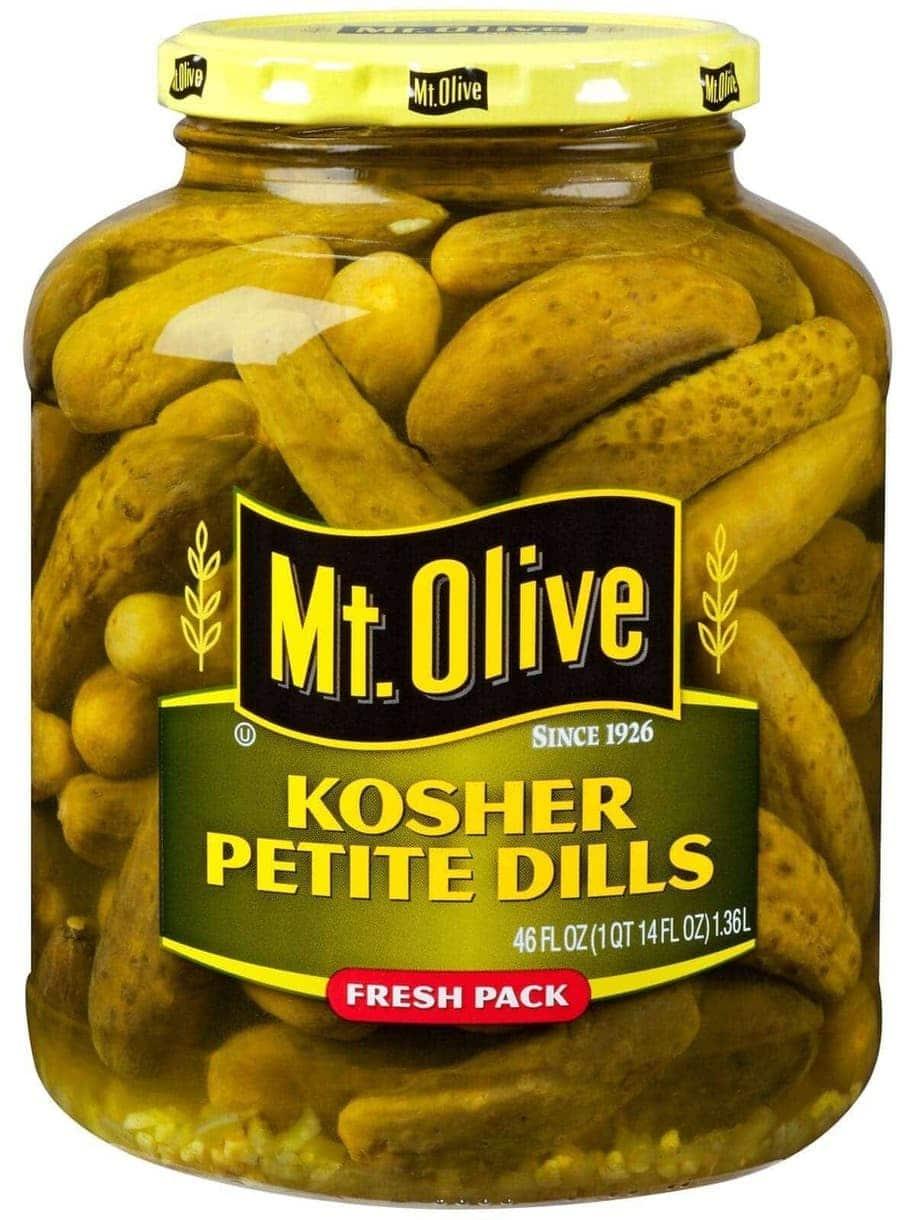 Kosher Petite Dills