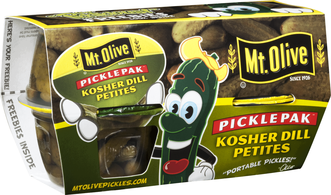 Kosher Dill Petite PicklePak