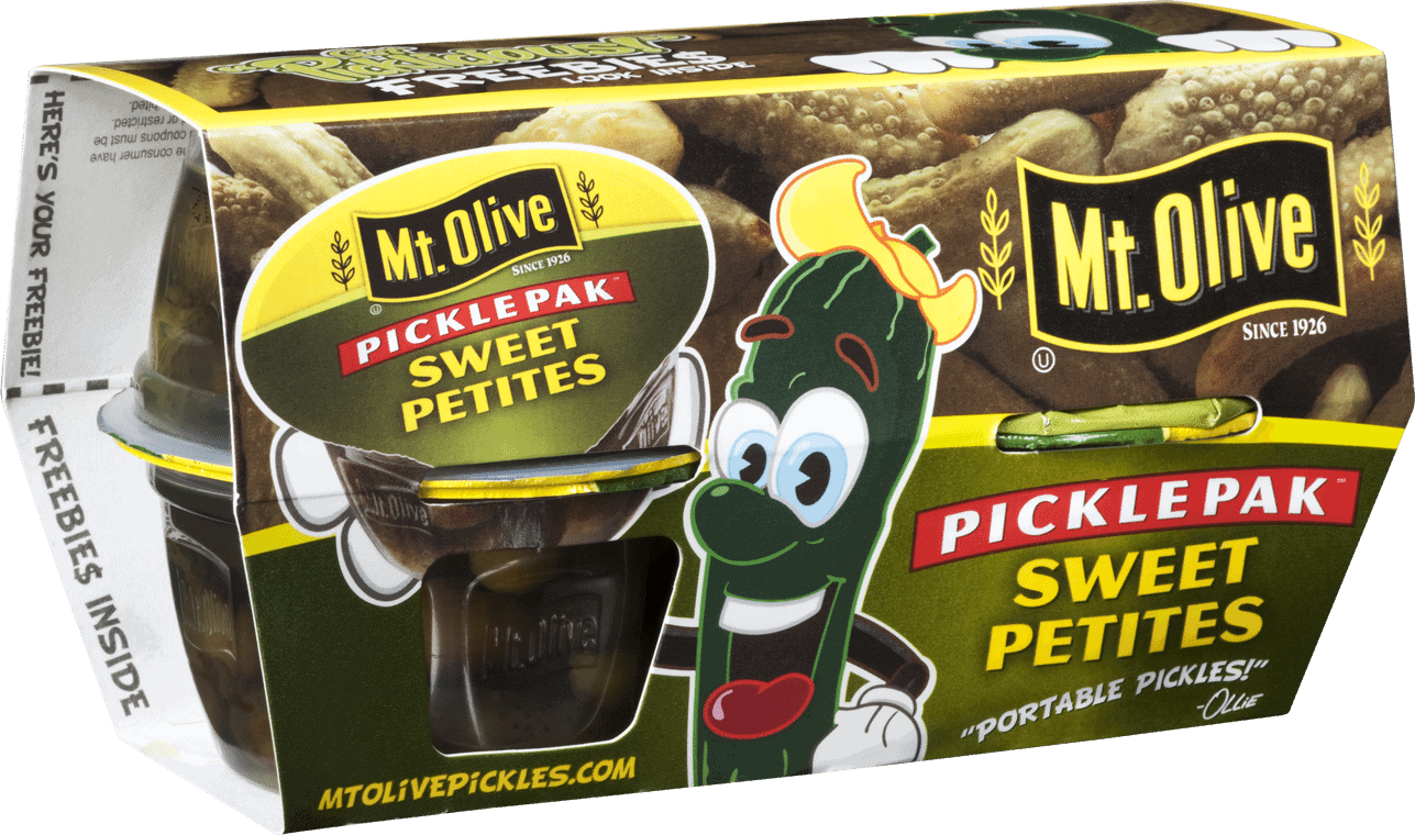 Sweet Petites PicklePak
