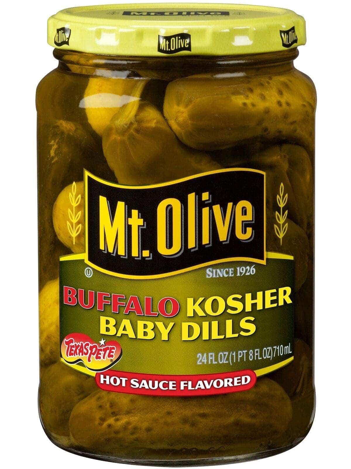 Texas Pete Kosher Baby Dills