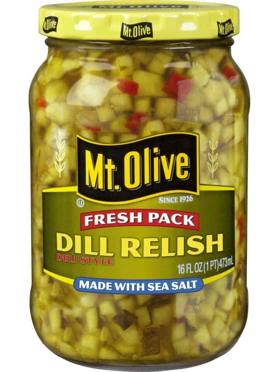 Dill Relish Fresh Pack