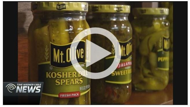 Mt Olive Pickles news Story