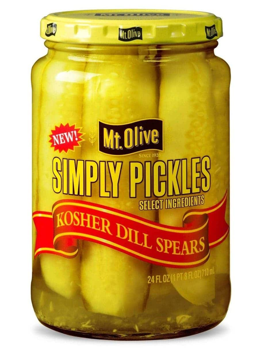 Simply Pickles Kosher Dill Spears
