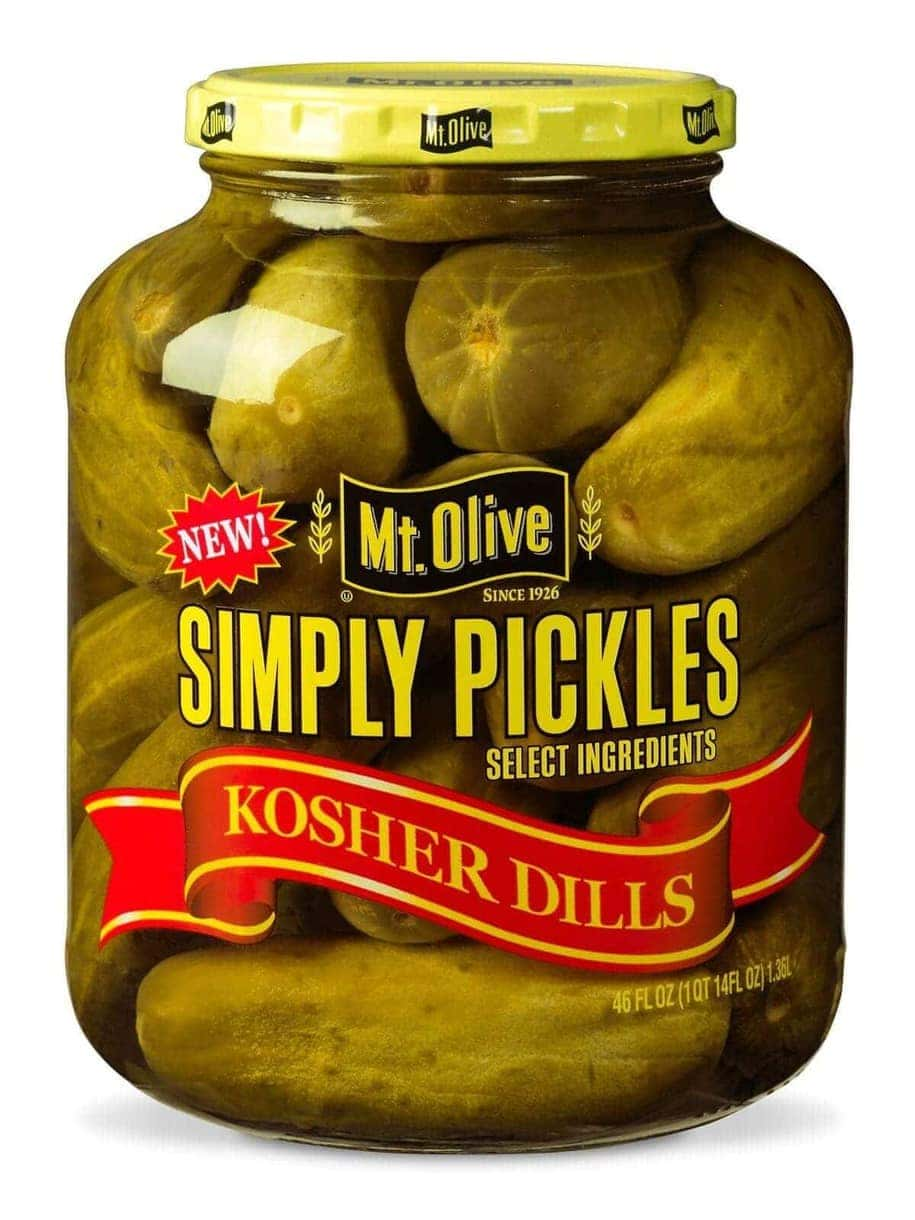 Sea Simply Pickles Kosher Dills Jar