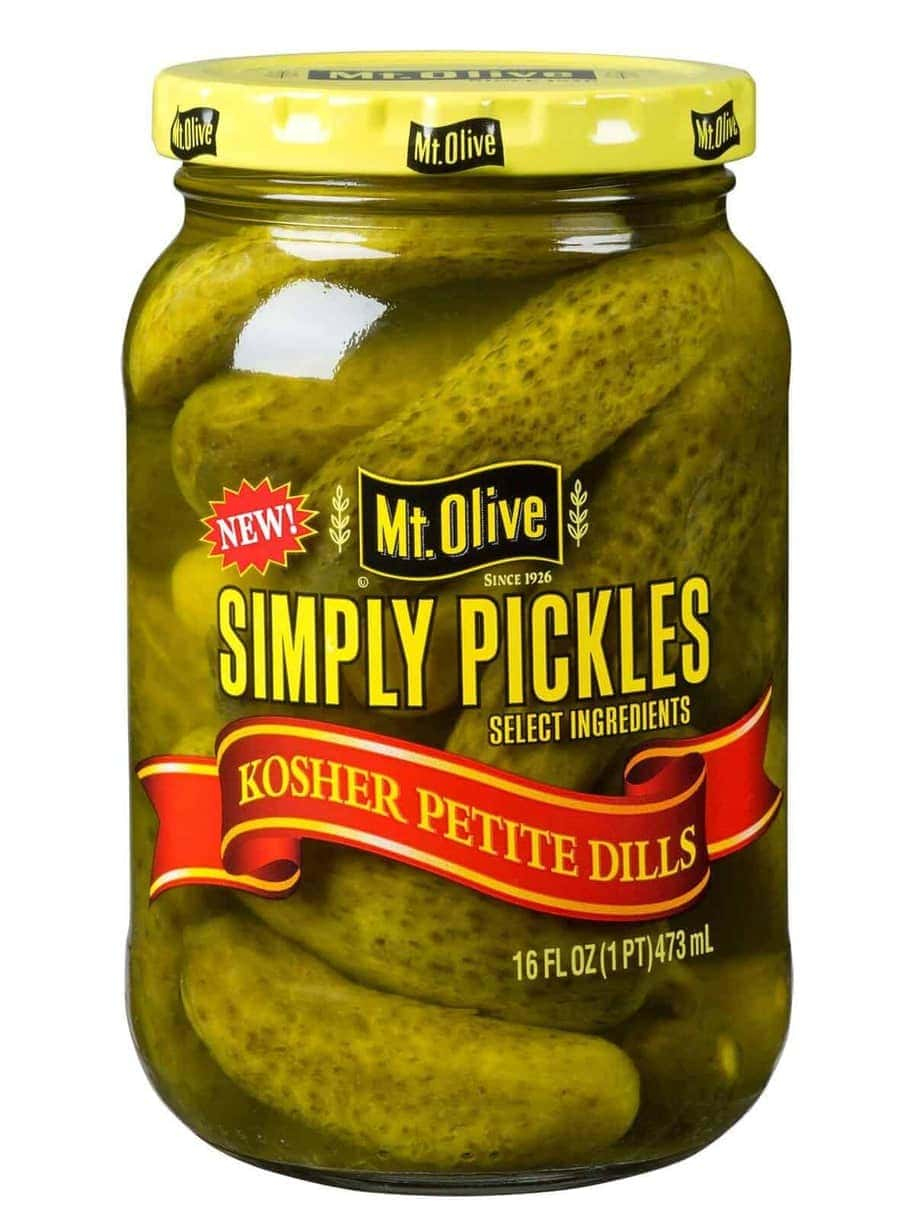 Simply Pickles Kosher Petite Dills Ingredients & Nutrition