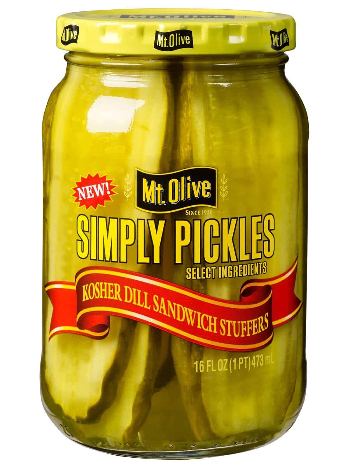 Simply Pickles Kosher Dill Sandwich Stuffers