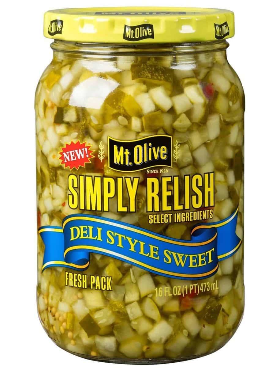 Simply Relish Deli Style Sweet Jar