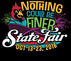 2016 NC State fair logo