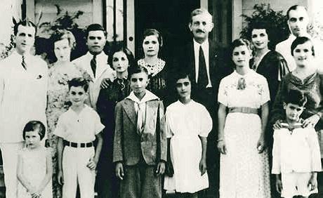 Shirkey Baddour Family
