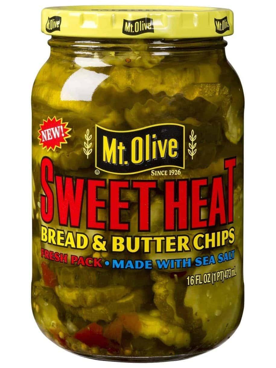 SweetHeat Bread & Butter Chips
