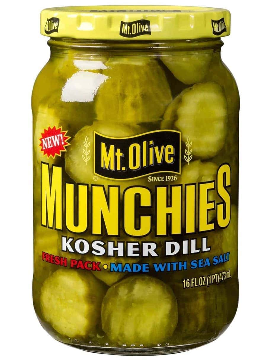 Munchies Kosher Dill Jar
