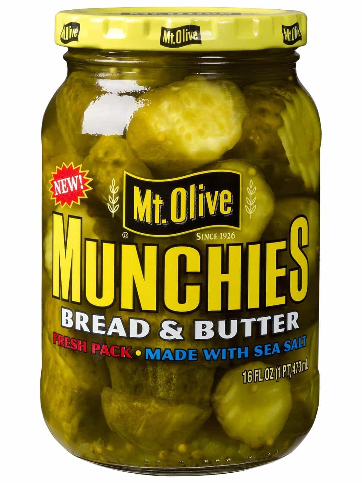 Munchies Bread and Butter Jar