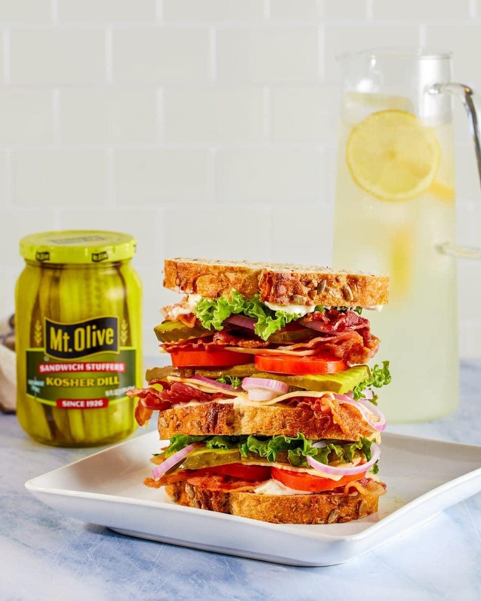 BLT Sourdough Sandwich